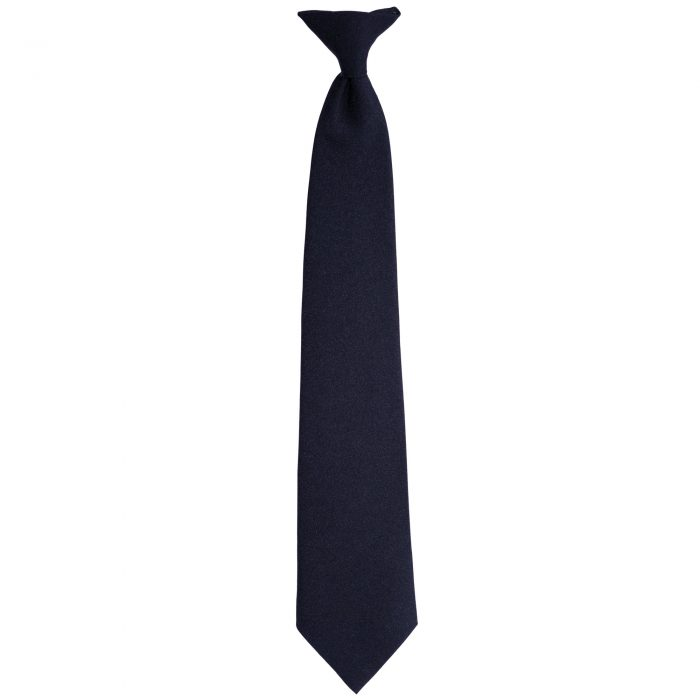 Men's Clip On Tie-