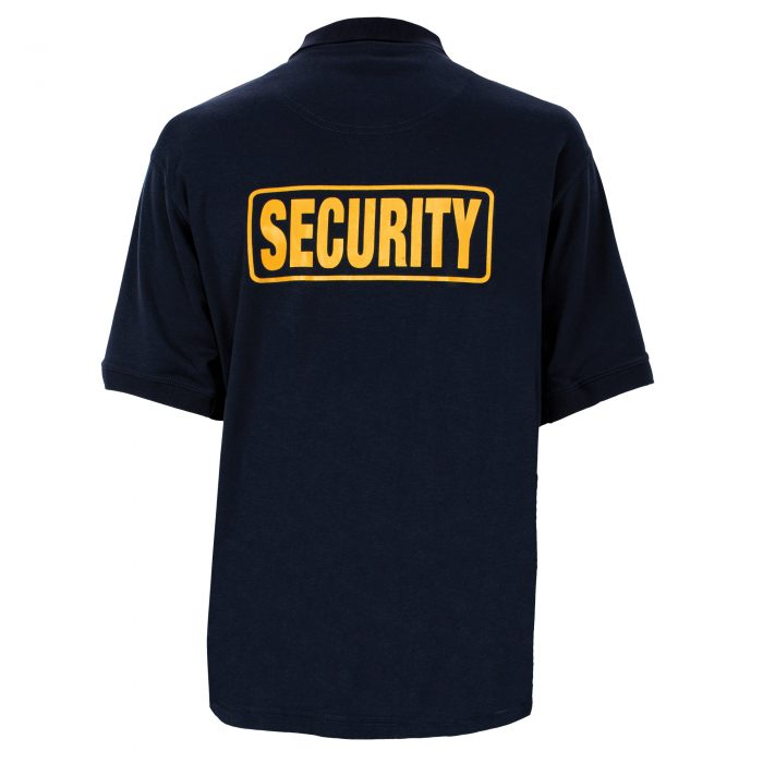 Dark Navy w/Gold Lettering-Back