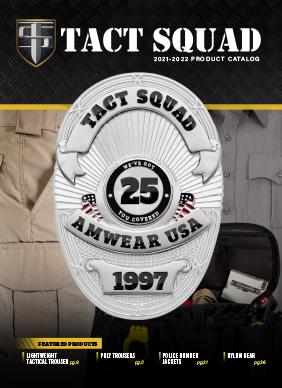 Tact Squad Catalog 2021